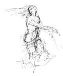 Study: The Triumph of Galatea